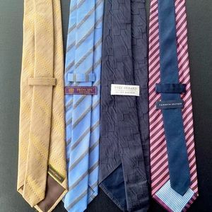 4 Ties for $25